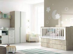 Dormitorio Juvenil Convertible Lite