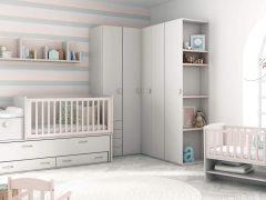 Dormitorio Juvenil Convertible Elegance