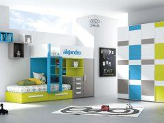 Dormitorio Juvenil D2