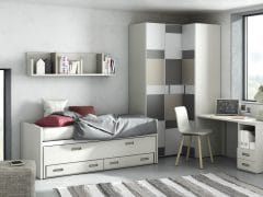 Dormitorio Juvenil QB 01