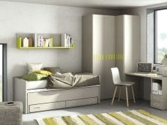 Dormitorio Juvenil QB 02