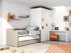 Dormitorio Juvenil QB 03