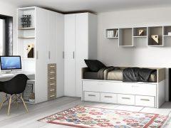 Dormitorio Juvenil QB 04