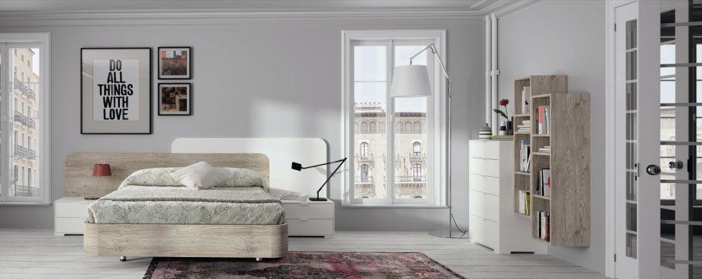 Dormitorio london 01 bautista muebles y decoraci n for Bautista muebles y decoracion