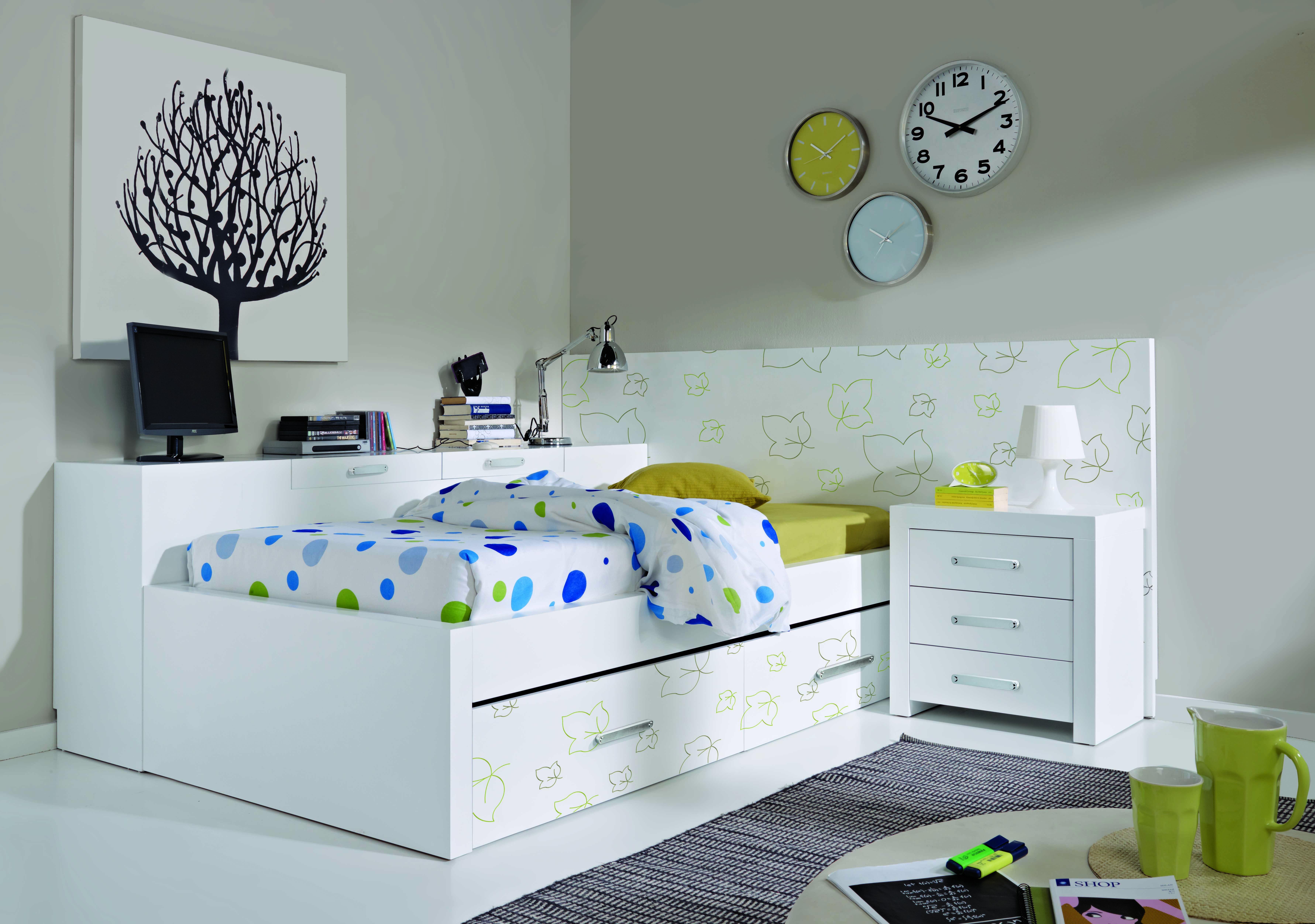 Dormitorio Juvenil My Way 05