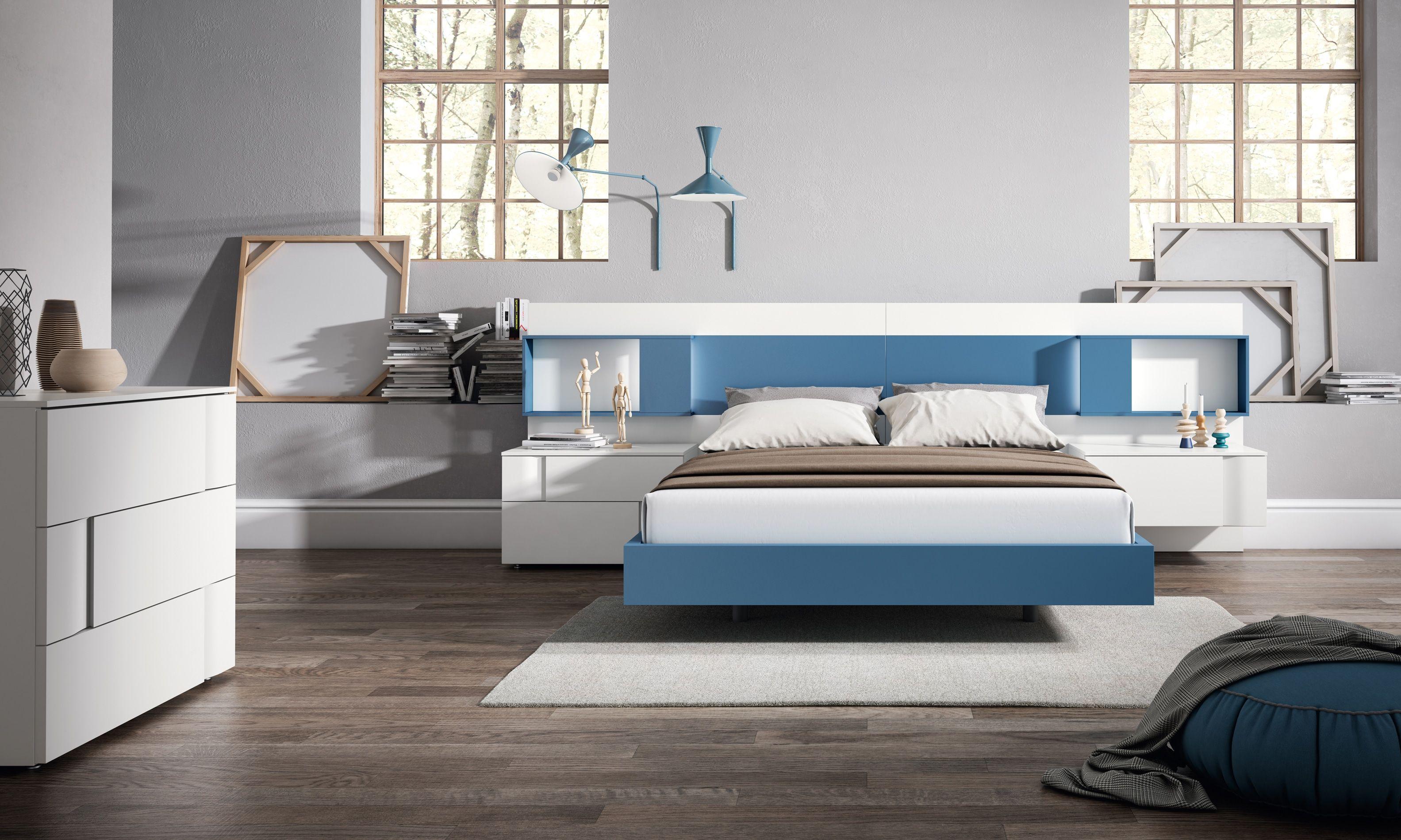 Dormitorio gr fika 03 bautista muebles y decoraci n for Muebles llodio