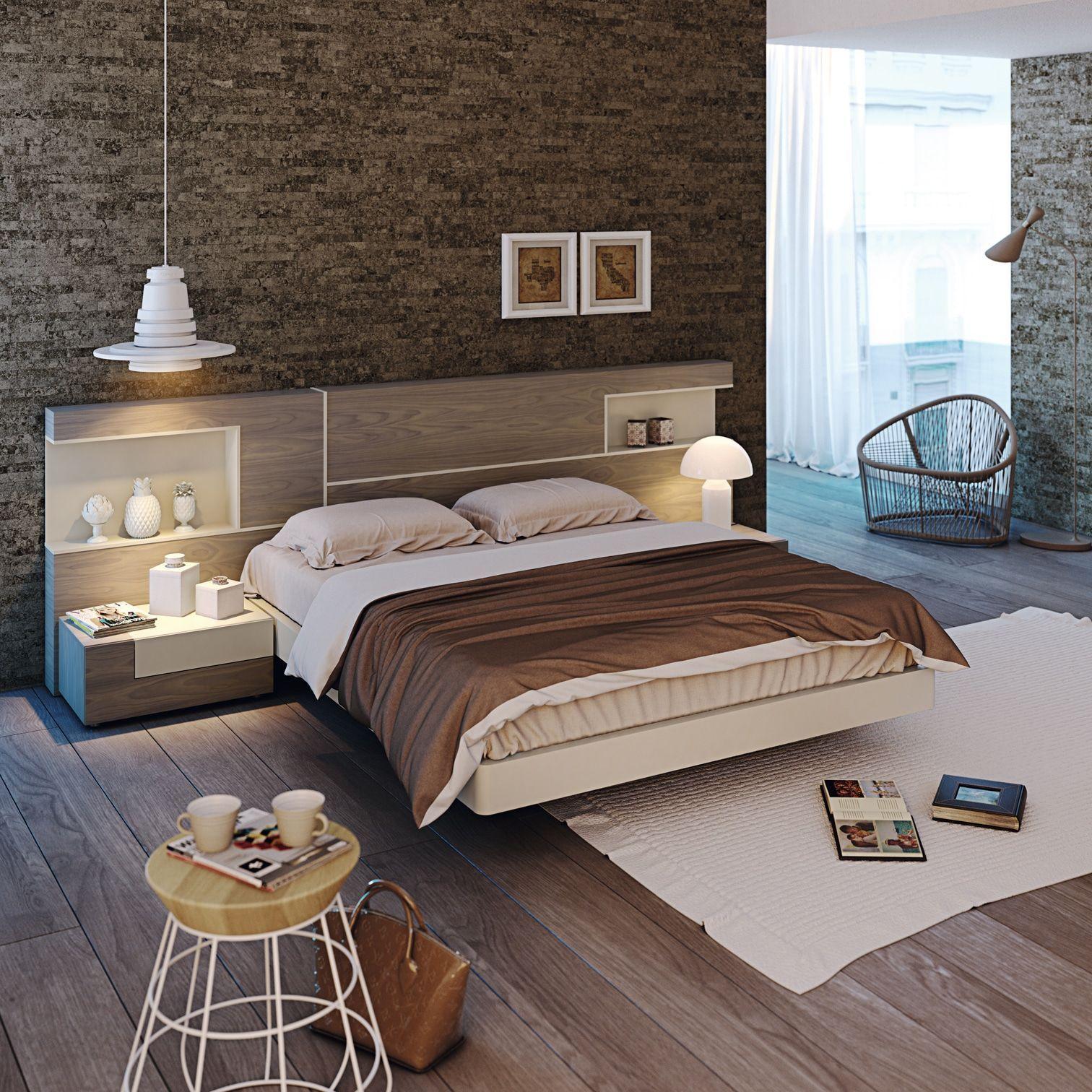 Dormitorio life 03 bautista muebles y decoraci n for Muebles llodio