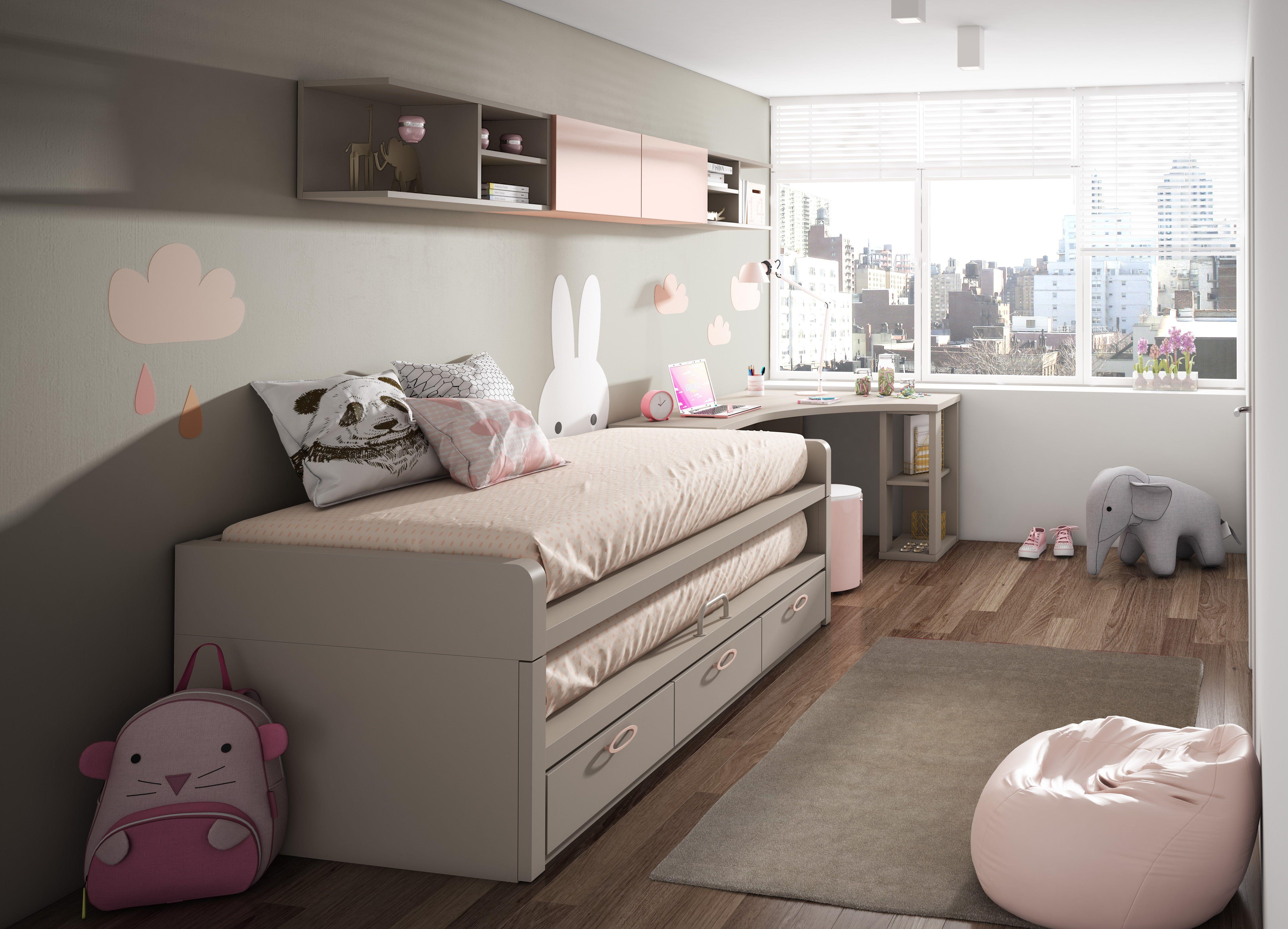 Dormitorio juvenil step 11 bautista muebles y decoraci n for Muebles llodio