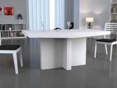 Mesa de comedor extensible Izan