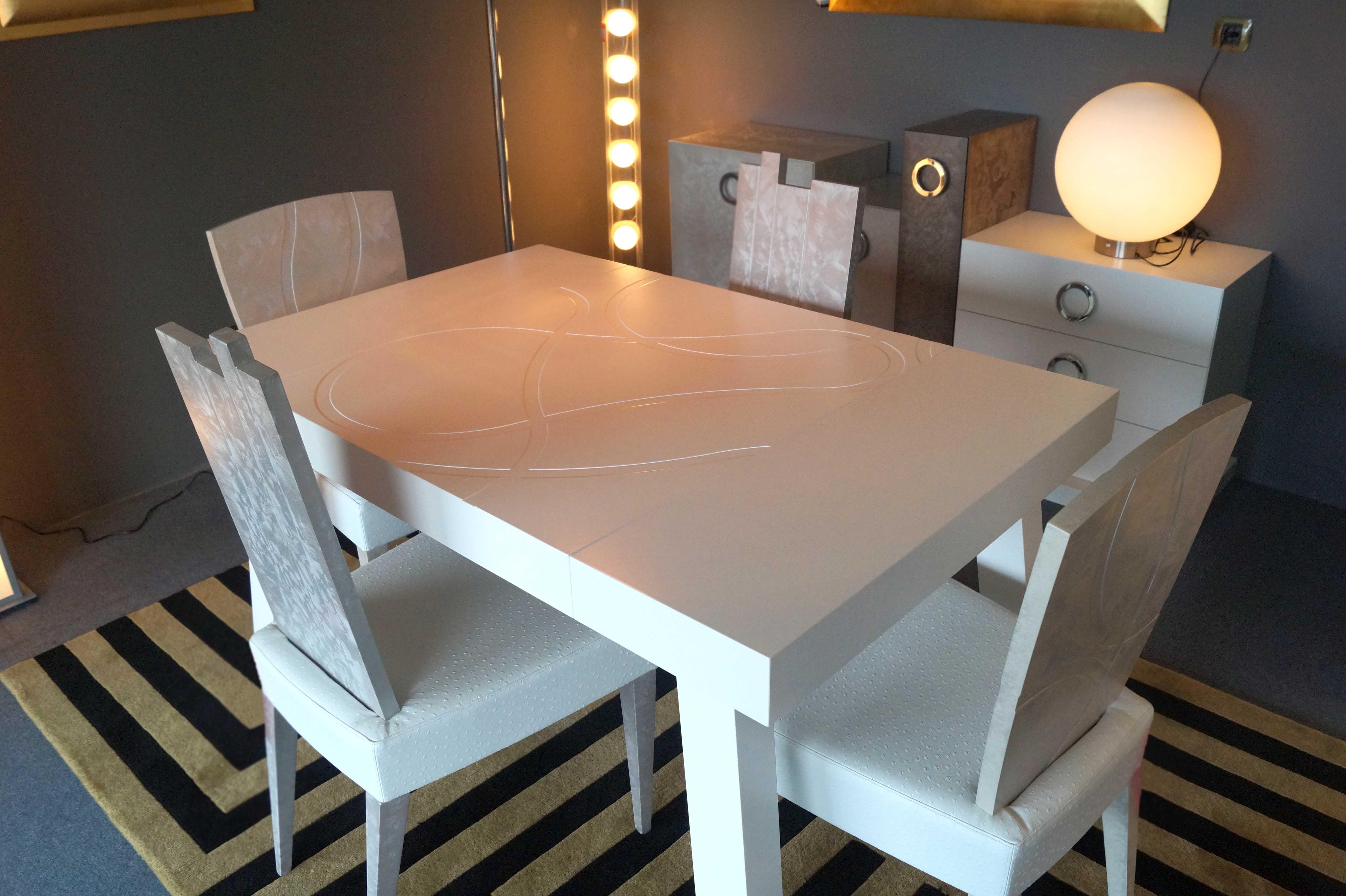 Mesas y sillas trend bautista muebles y decoraci n for Muebles llodio