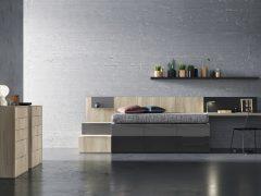 Dormitorio Juvenil Zebra