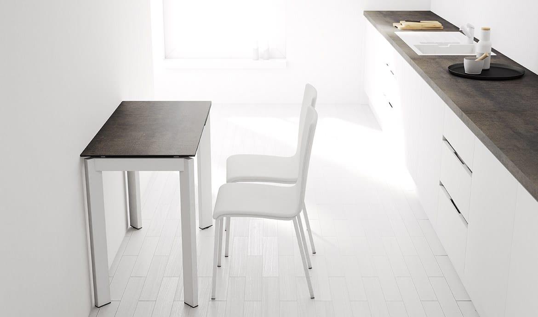 Mesa extensible poker bautista muebles y decoraci n for Bautista muebles y decoracion