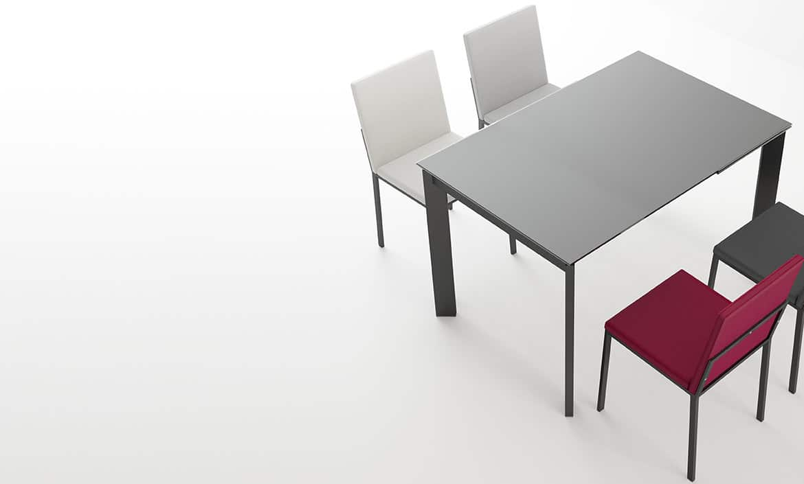 Mesa extensible poker bautista muebles y decoraci n for Muebles bautista abadino