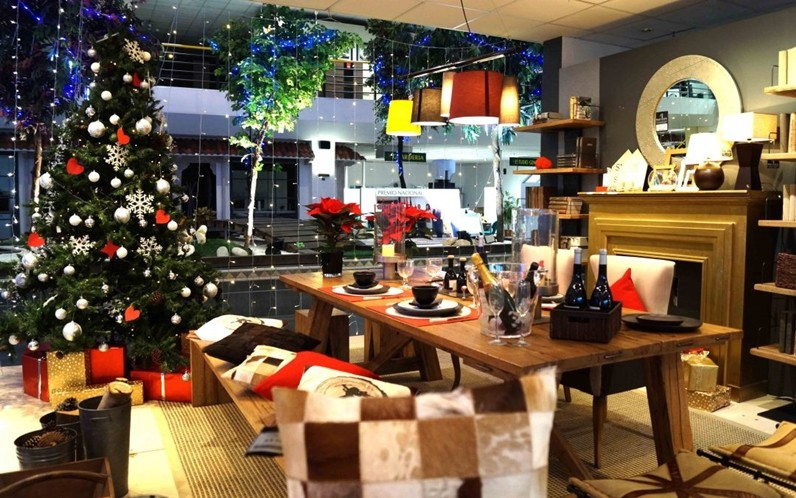 Stand navidad bautista muebles y decoraci n for Muebles llodio